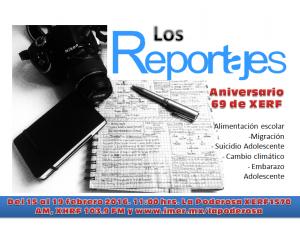 LOS REPORTAJES