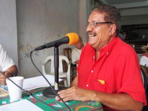 Profesor Hugo Rosales Díaz