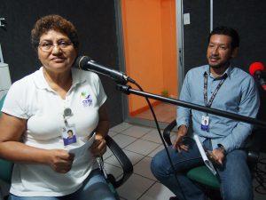 Visitadores de la Comisión Estatal de Derechos Humanos de Tapachula, Chiapas