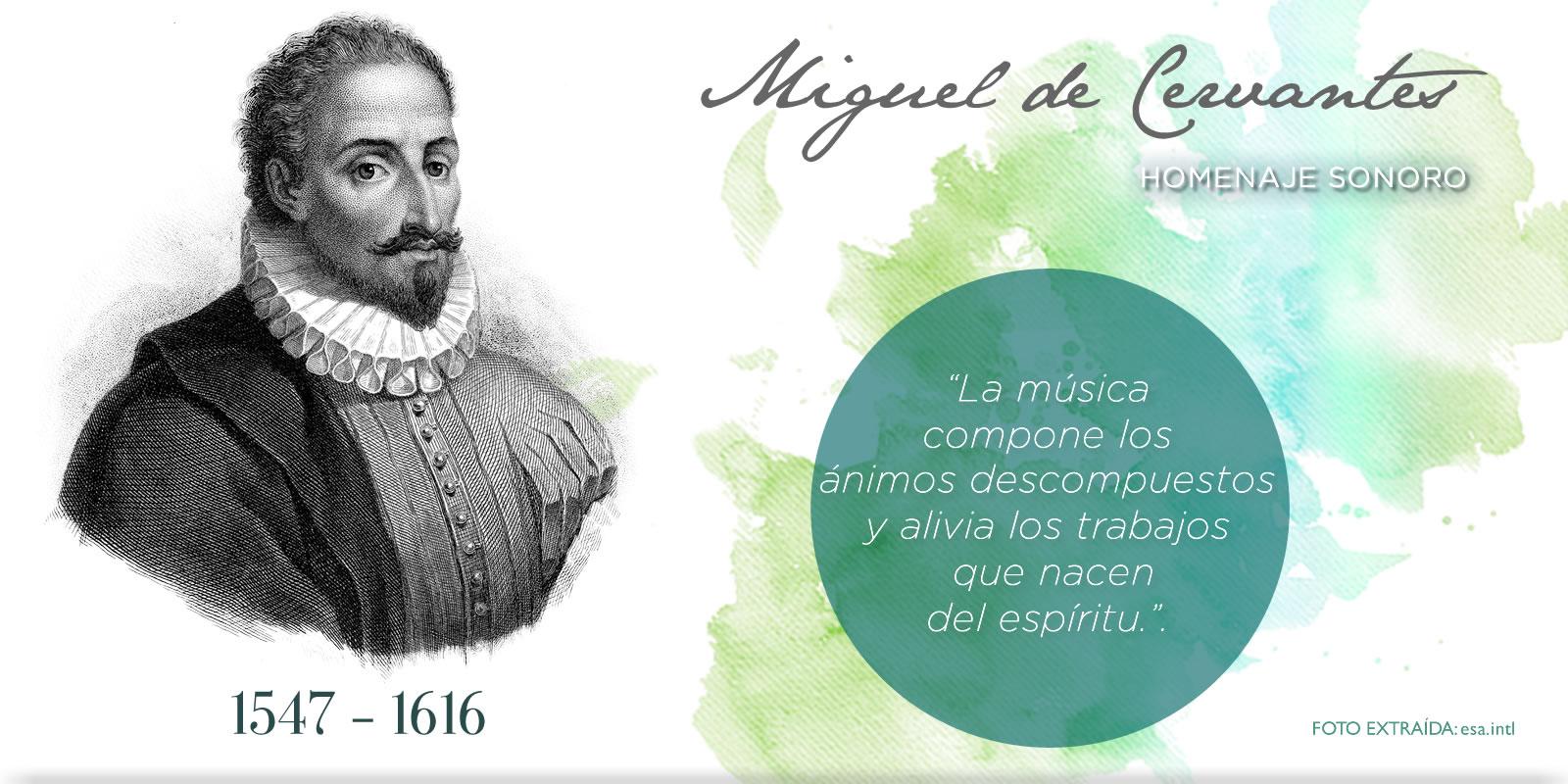 Cervantes Desplegado