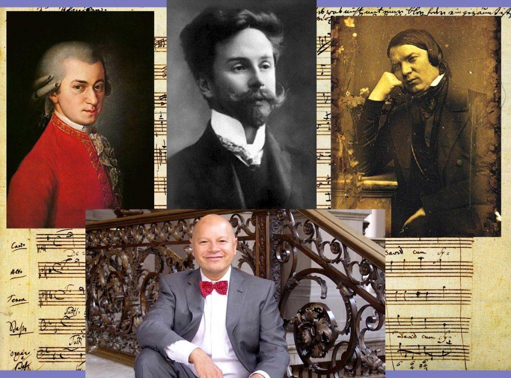 Mozart-Scriabin-Schumann-Merino