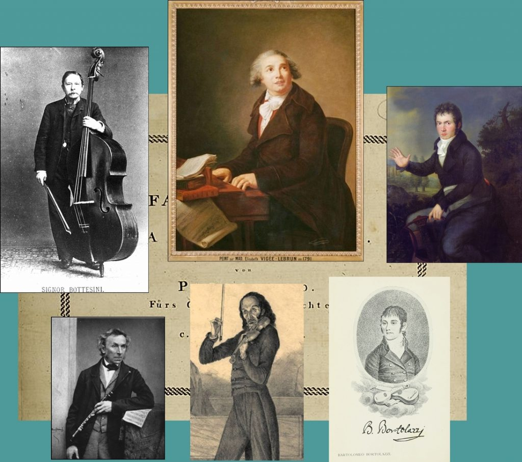Paisiello and composers