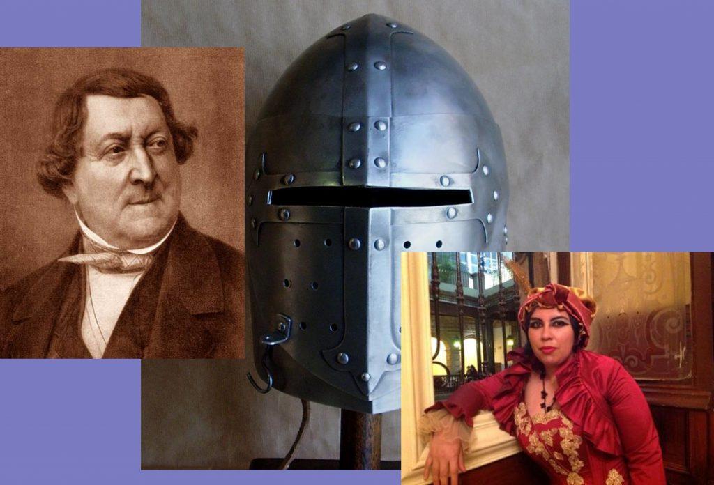 Rossini y Luz