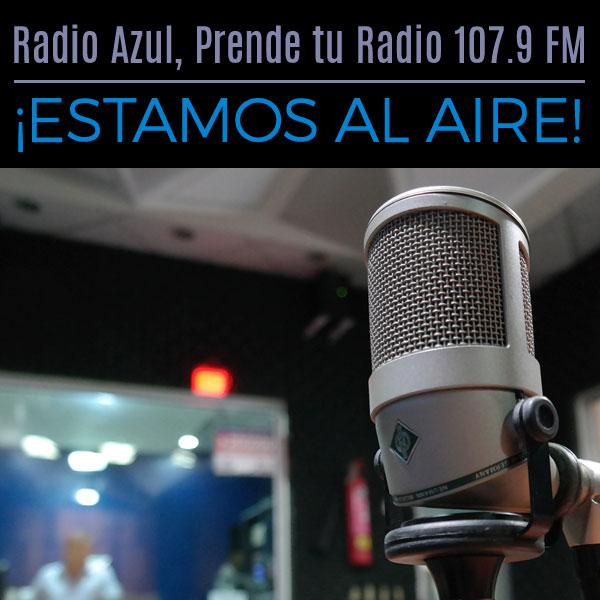 Campaña: Prende tu radio ¡Estamos al aire!