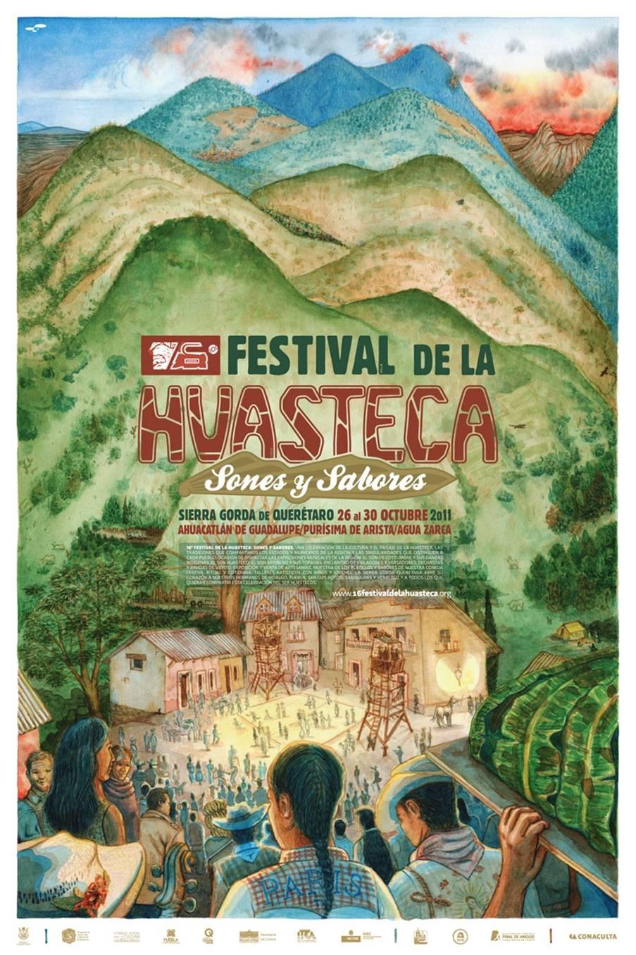 FestivalHuasteca