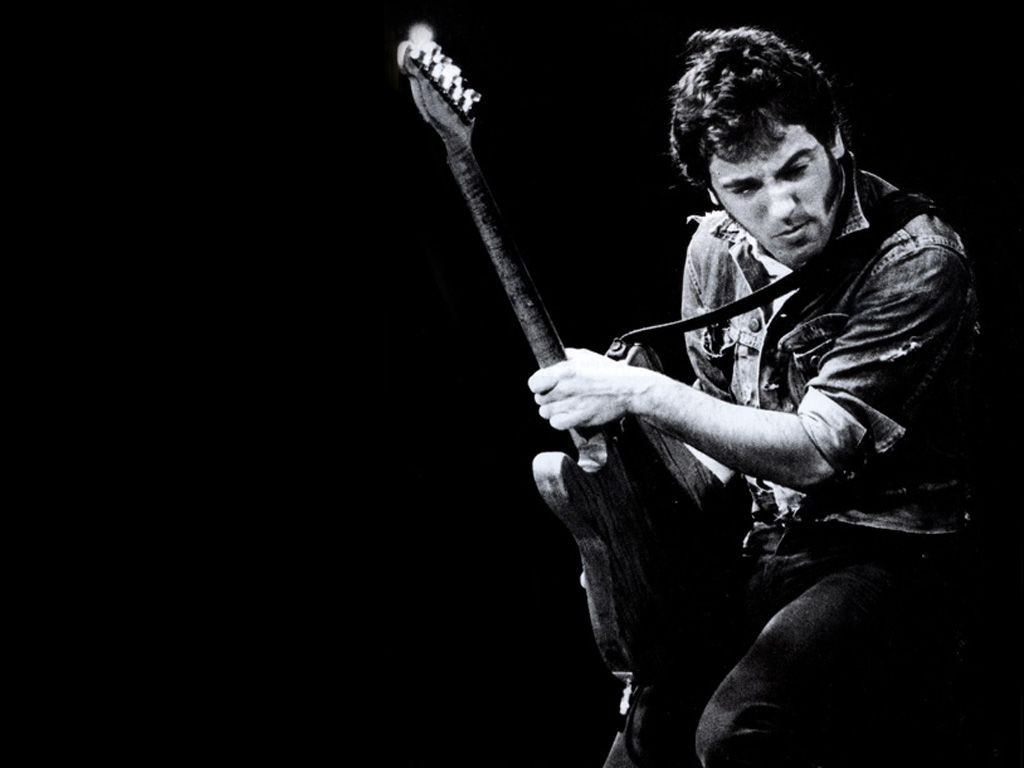 bruce_springsteen_wallpaper_black_and_white
