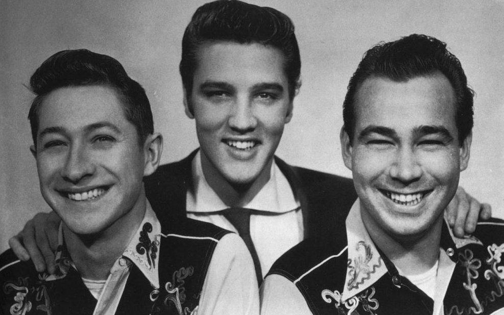 Scotty, Elvis y Bill
