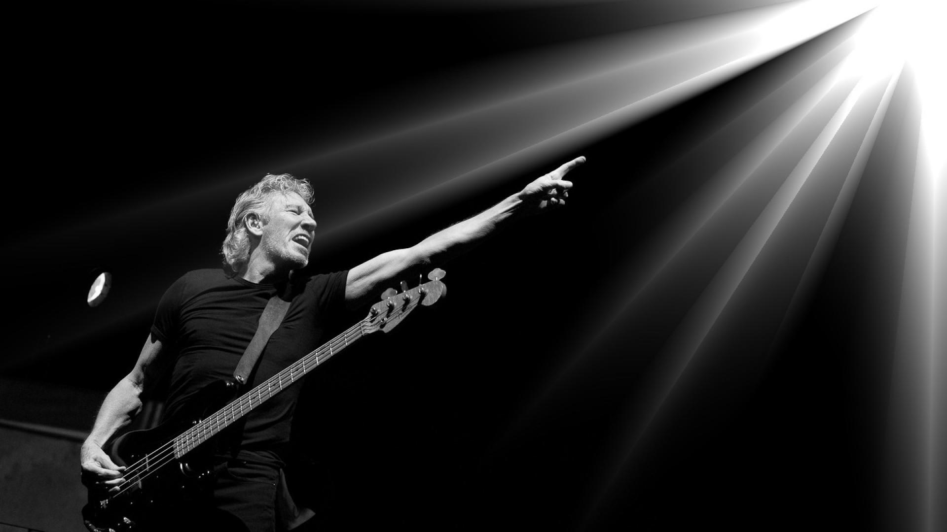 Resultado de imagen de Roger Waters