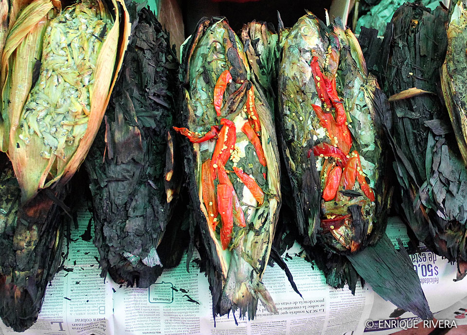 De saberes y sabores: El Tlapique, un platillo lacustre de ...