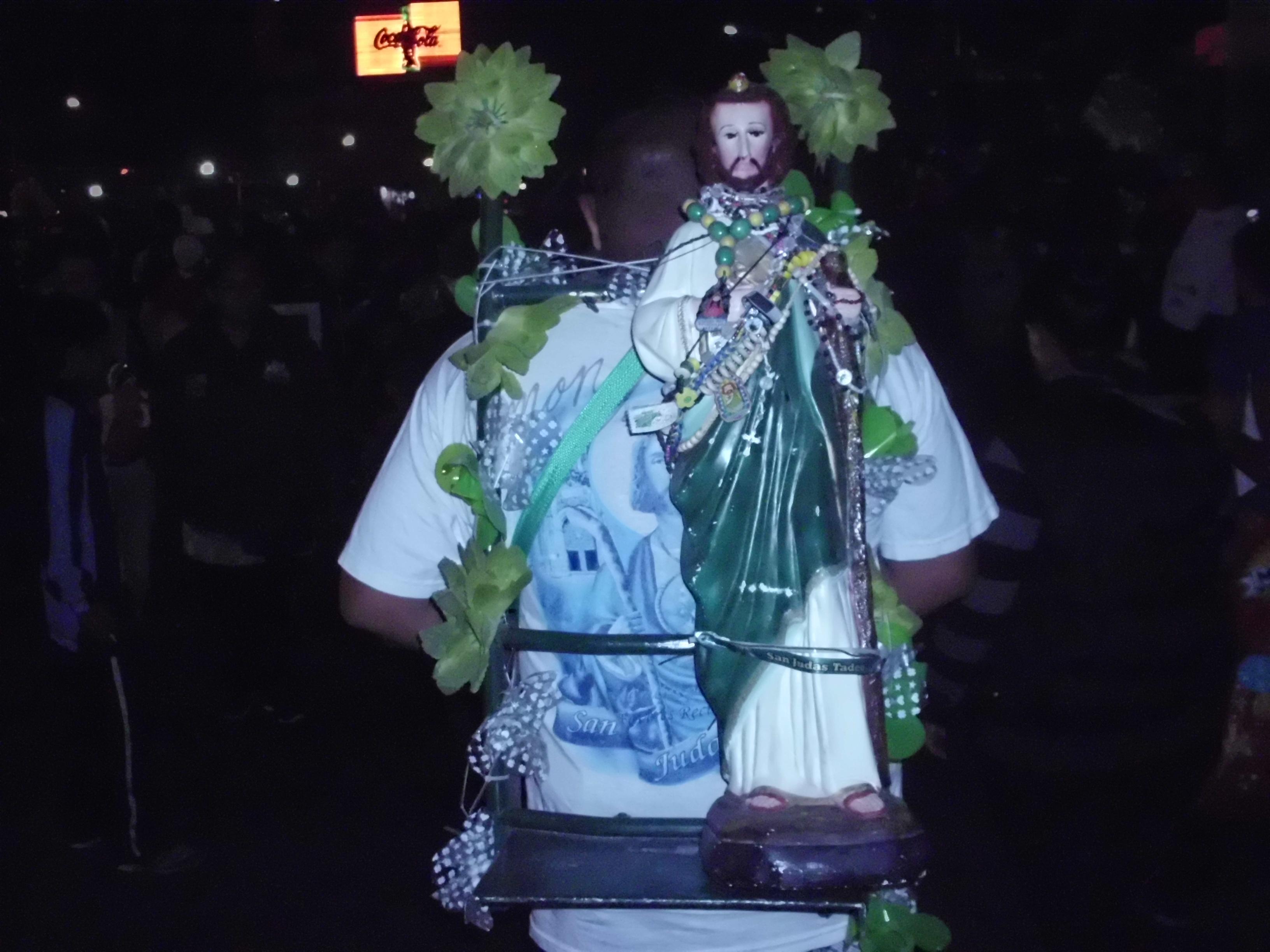 Crónica Del Festejo Popular De San Judas Tadeo En La Ciudad De
