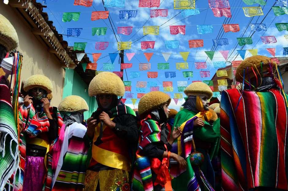 baa1cb487 Algo sobre la Fiesta Grande de Chiapa de Corzo y el trabajo de Radio ...