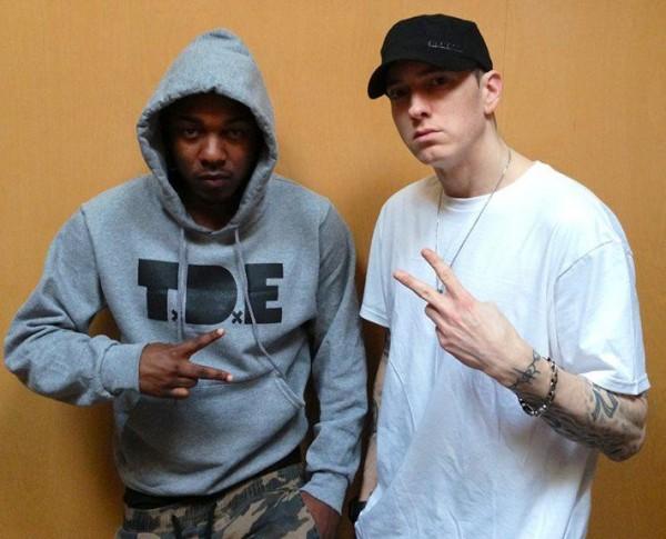 Kendrick Lamar & Eminem