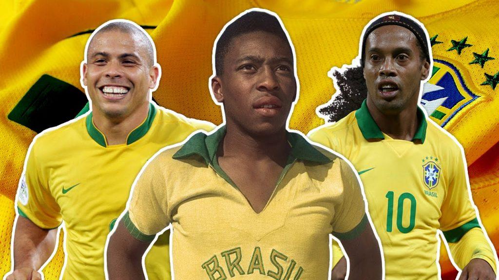 Braziliyaning barcha davrlardagi eng yaxshi futbolchilari