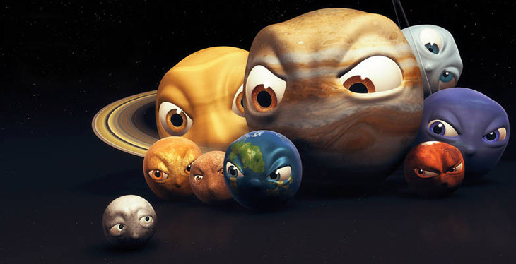 Por qué plutón dejó de ser un planeta? – Tropicalísima 13-50