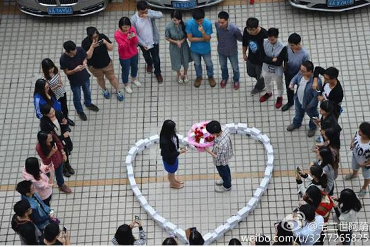 iPhone-Marriage-Proposal-Heart