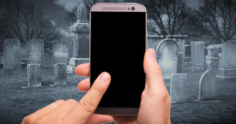 mensajes app muertos