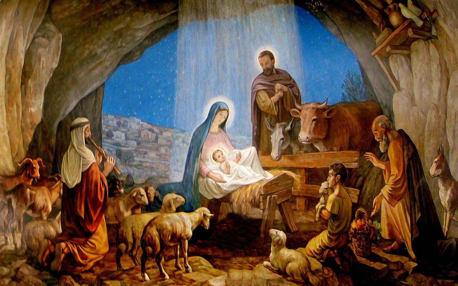 Fotos De El Pesebre De Jesus.Asi Surgio La Representacion Del Nino Jesus En El Pesebre