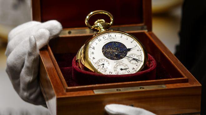 reloj mas caro