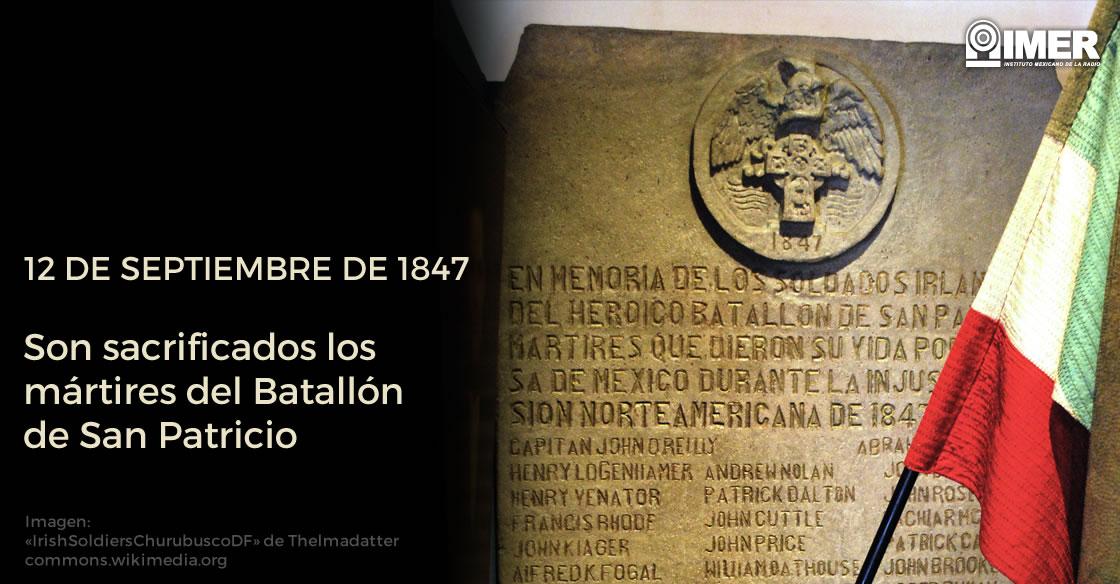 La Sierra Tires >> 12 septiembre 1847 son sacrificados los mártires del ...