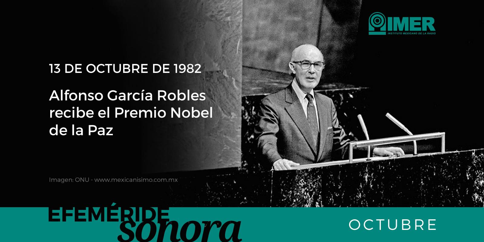 13 de octubre de 1982, Alfonso...