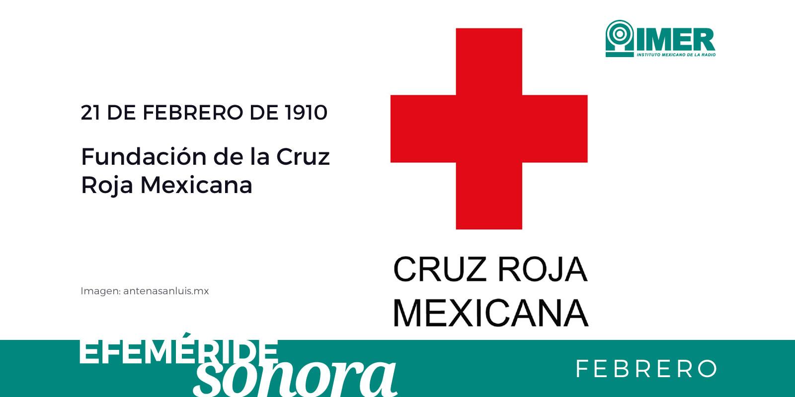21 De Febrero De 1910 Fundaci U00f3n De La Cruz Roja Mexicana