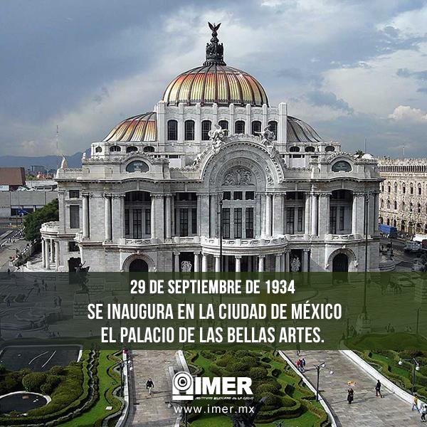 29 de septiembre se inaugura el palacio de las bellas for Palacio de los azulejos mexico