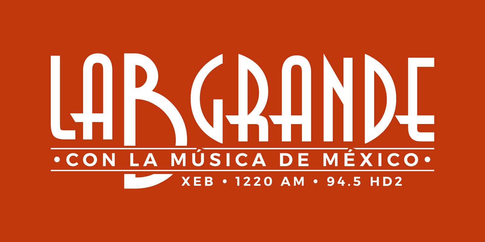 XEB, La B Grande, 1220 AM