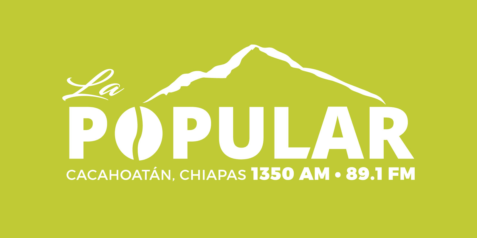 La Popular, 1350 AM, Cacahoatan, Chiapas