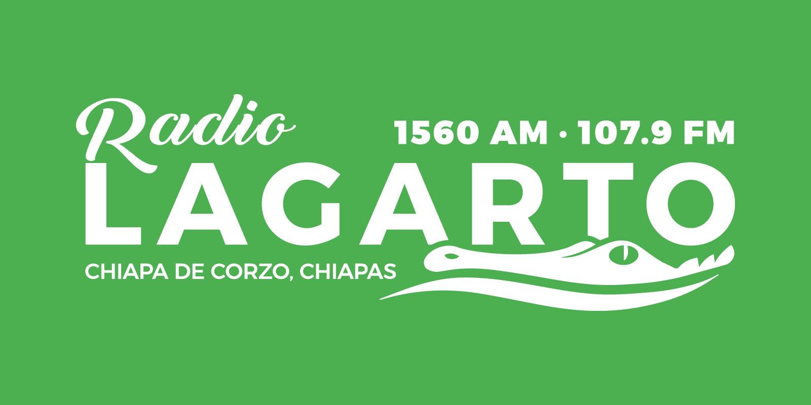 Radio Lagarto, 1560 AM, Chiapa de Corzo, Chiapas
