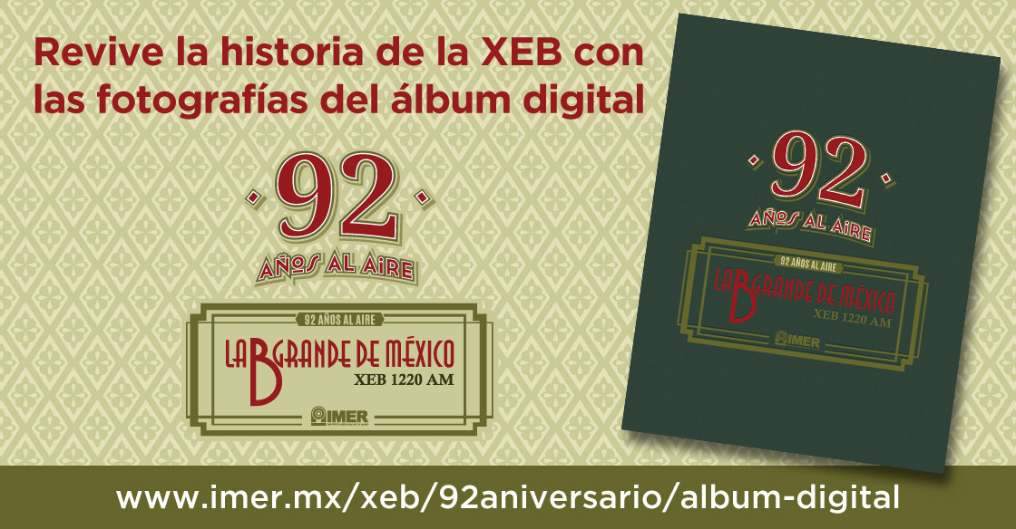 Álbum digital de XEB